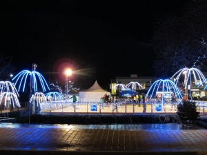 Queenstown Winter Festival-Ice Ring
