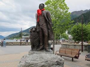 Statue of William Gilbert Rees