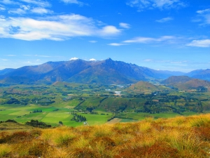 View From Coronet Peak