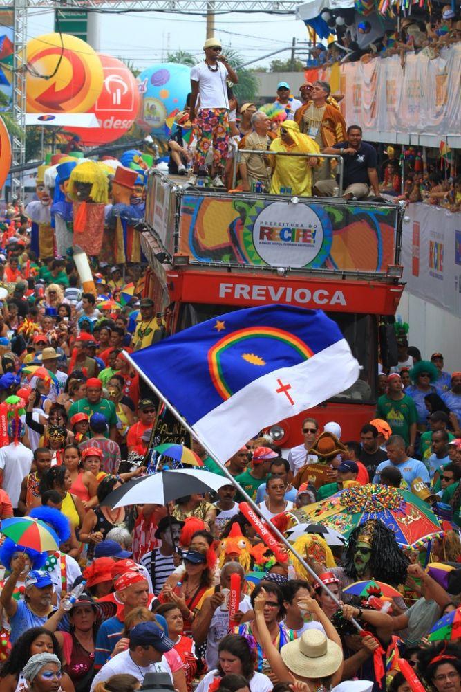 Carnival Recife - Credit: SETUR-EMPETUR