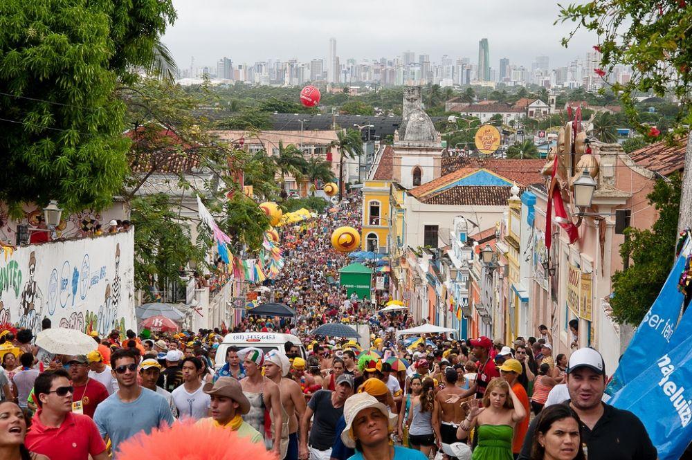 Carnival Olinda