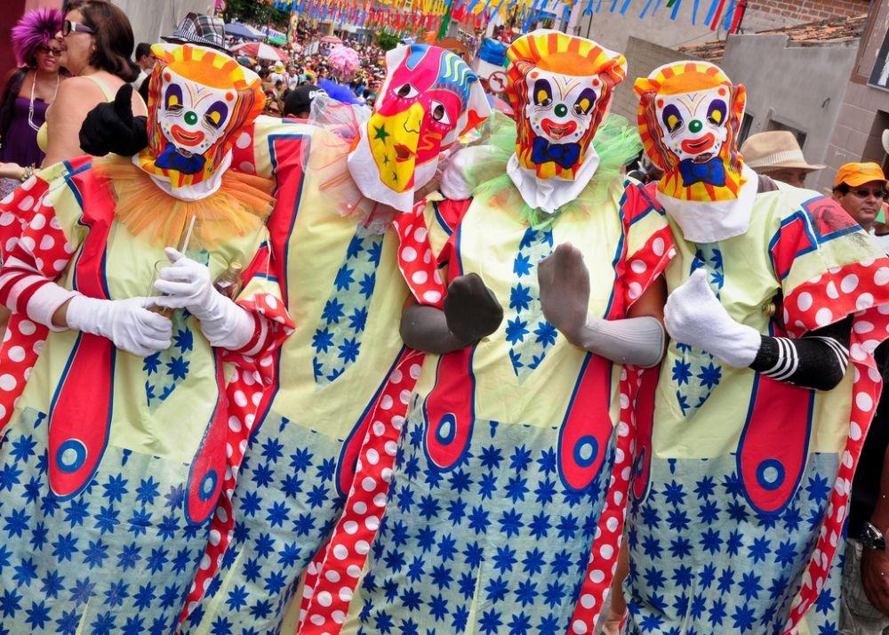 Carnival Bezerros