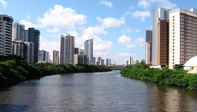 Capibaribe River (240 km)