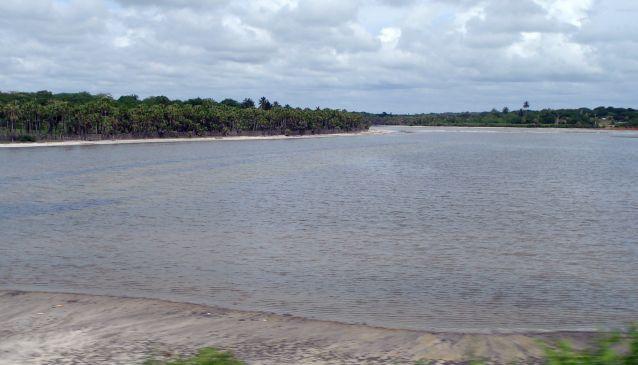 Jaguaribe River (633 km)