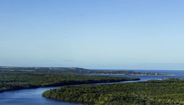 Rio Goiana (19 km)