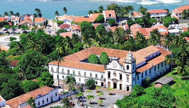 Mosteiro de São Bento - Monastery of Saint Benedict Olinda (Olinda)