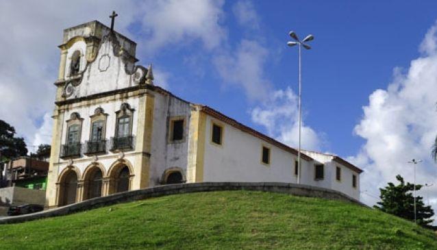 Igreja da Nossa Senhora do Rosario dos Homens Pretos / Church of the Rosary of Black Men (Olinda)