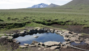 Laugafellslaug - the pool-mountain pool