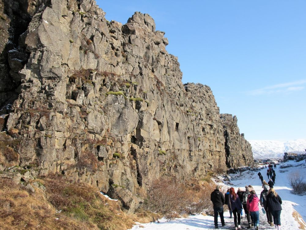 Þingvellir National Park is a Beautiful and Historic Place.