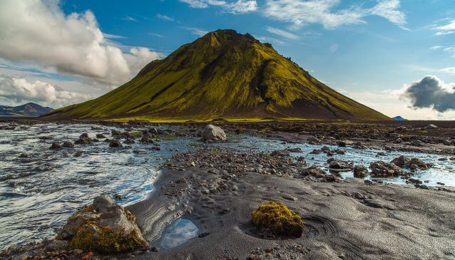 Mælifell in the Southern Highlands of Iceland - Methuselah