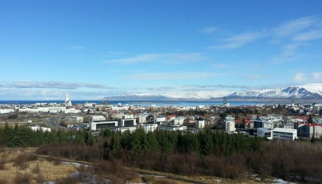 A Day in Reykjavik for 10 Euros or Less?