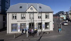 Aðalstræti Tourist Information