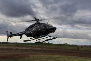 Impressive looking helicopter