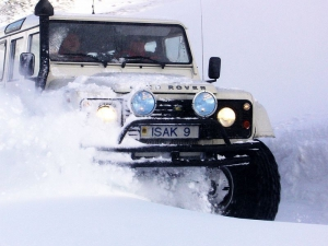 Isafold Travel - 4x4 Tours