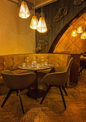 Comfortable and Classy at Kol Restaurant