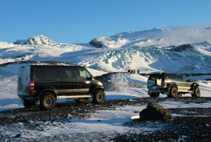Super jeep tour with Mountain Taxi