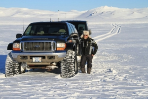 Icelandic Super jeep