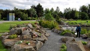 Reykjavik Botanical Gardens