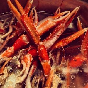 Delicious Crab at Uno Restaurant in Reykjavík