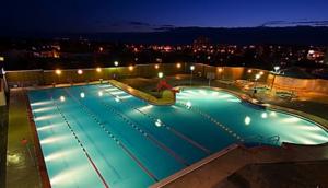 Vesturbaejarlaug thermal pool