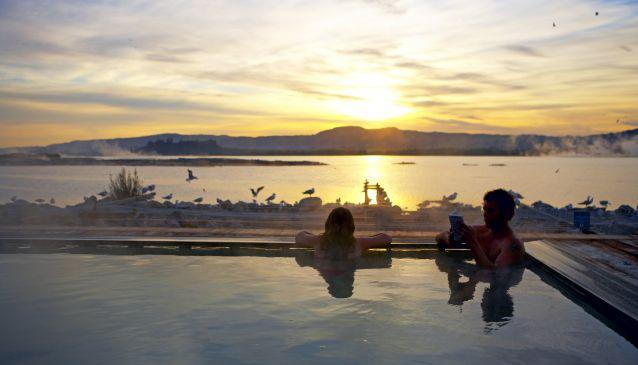 Hot Pool Indulgence in Rotorua