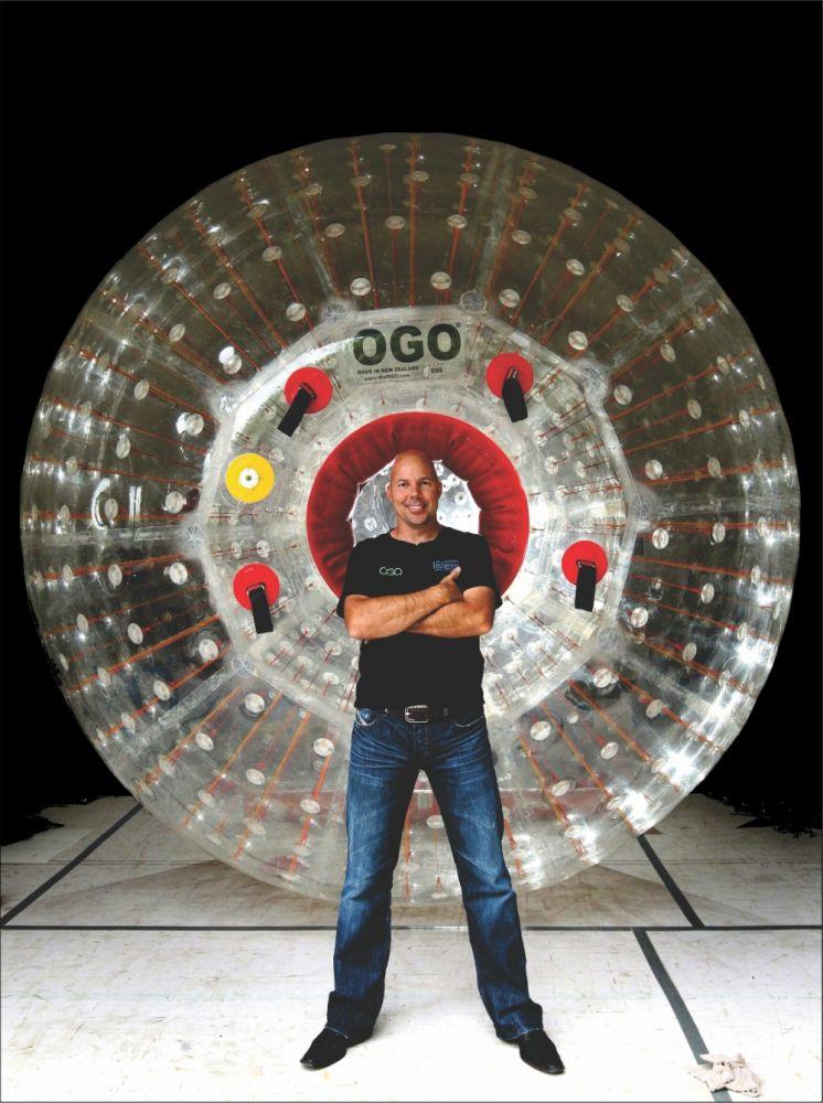 Andrew Akers, OGO Rotorua