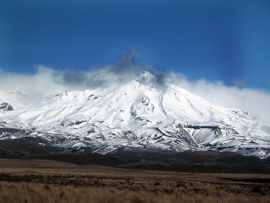 Mount Ruapeho