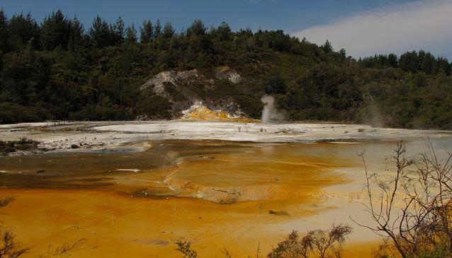 Top 5 Geothermal Attractions In Rotorua