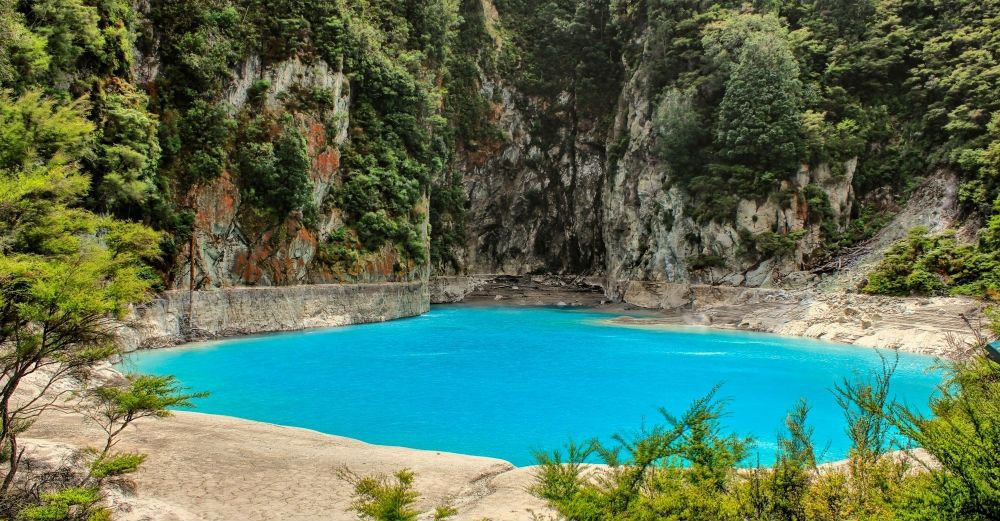 Inferno Pool, Waimangu Volcanic Valley