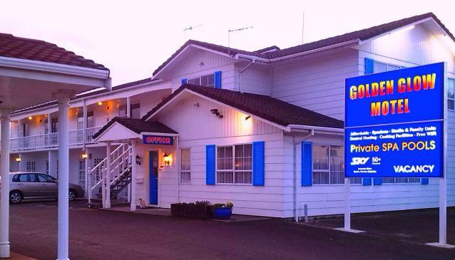 Golden Glow Motel
