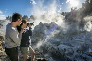 Hells Gate Geothermal Park and Mud Bath and Spa