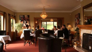 Le Manoir Restaurant at Hamurana Lodge