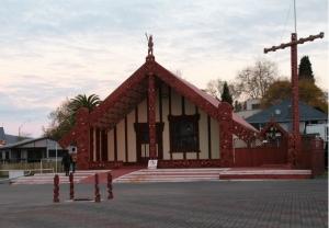 Tama-te-kapua meeting house