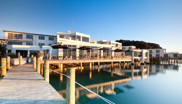 Trinity Wharf Tauranga Hotel