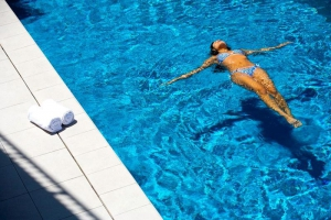 Outdoor Infinity Pool