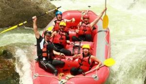Wet 'n' Wild Rafting Rotorua