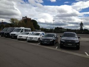 Range Of Luxury Vehicles