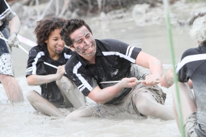 Mud Rugby Festival