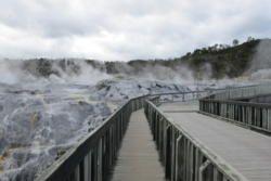 Rotorua Geothermal Attractions