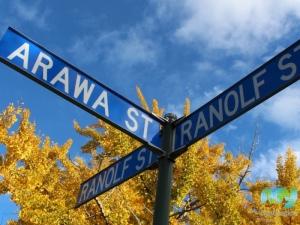 Arawa Street