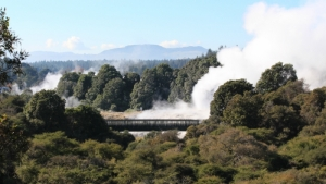 Geothermal Valley, Te Puia