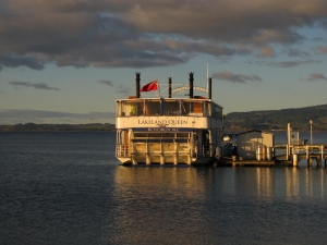 Lakeland Queen, Lake Rotorua