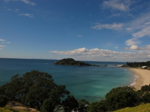 Mount Maunganui Beach View