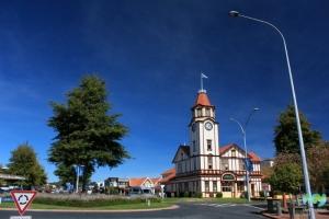 Rotorua Clock Tower