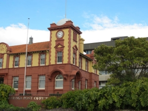 Tauranga Post Office Building