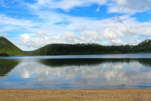 The Blue Lake (Lake Tikitapu)