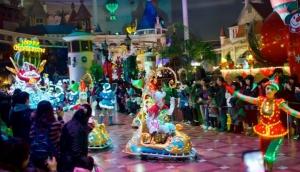 Lotte World 'Christmas Grand Festival'