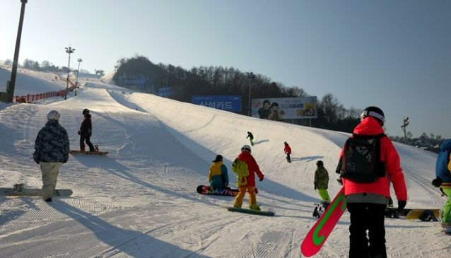 3 Best Ski Resorts Near Seoul