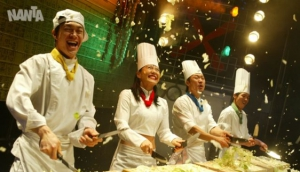 Cookin' NANTA - the most popular show ever in Korea
