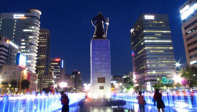 When in Seoul...